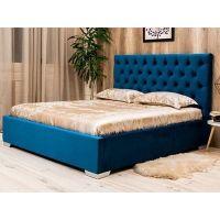➤ Купити Ліжко з м'яким узголів'ям ✔ з доставкою в Київ