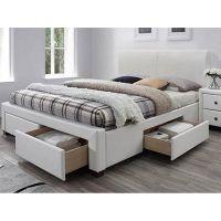 Кровати с ящиками двуспальные и односпальные, купить кровать с ящиками