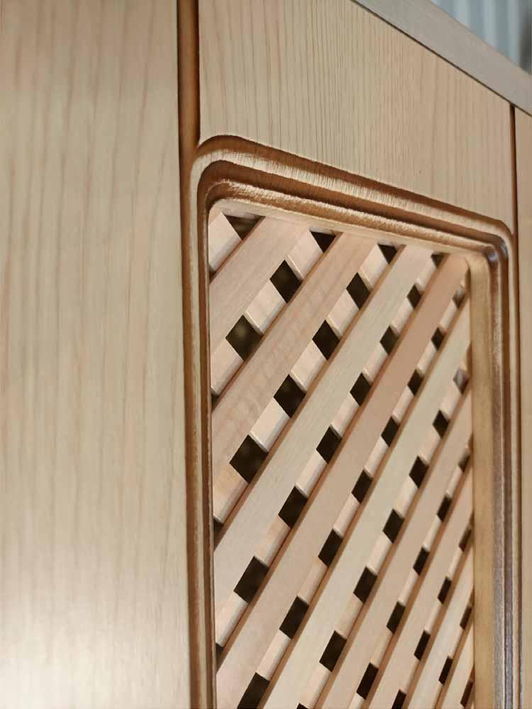 Классический кухонный фасад из МДФ